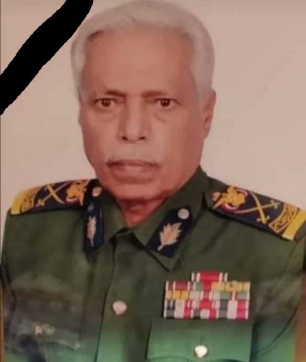 وفاة اللواء أحمد الحامدي الذي رشح لإدارة أمن عدن