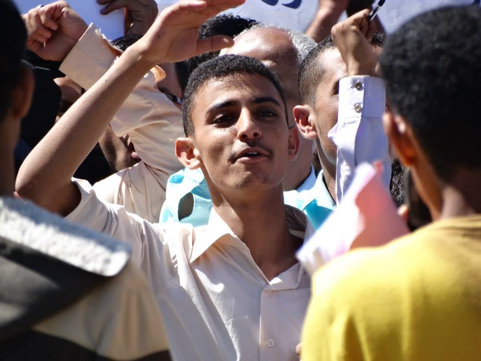 محمد المياحي  : مخطط إسقاط مارب